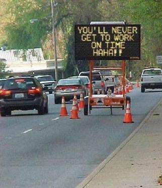road sign joke